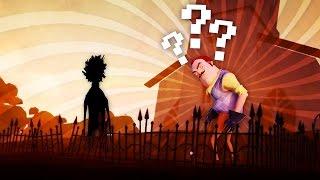 HACKING TO THE SECRET HIDDEN GRAVEYARD!?!! (Hello Neighbor Secrets / Hello Neighbor Alpha 4)