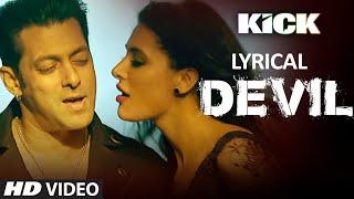 "Devil ""Yaar Naa Miley"" Song with LYRICS   Salman Khan   Yo Yo Honey Singh   Kick"