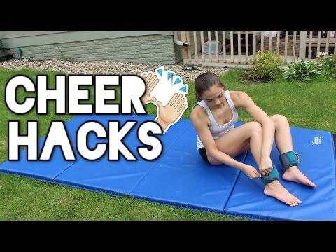 10 Amazing Cheerleading Life Hacks!