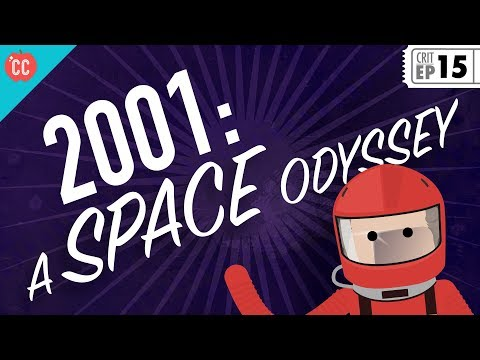 2001 - A Space Odyssey: Crash Course Film Criticism #15