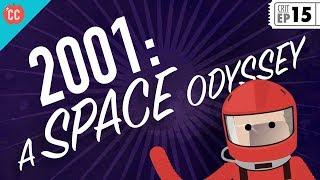 2001 - A Space Odyssey: Crash Course Film Criticism #15