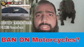 Karachi Do-Darya Shooting Incidence - A Biker
