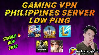 GAMING OVPN PHILIPPINES SERVER LOW PING, All Sim & Promo | Android & iOS | Data & Wifi | TechniquePH