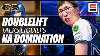 Download Doublelift on his legacy, being the best AD carry in NA and his hopes for worlds | League of Legends Video