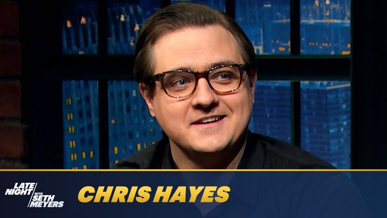 Chris Hayes Explains the Trump Presidency's Bizarre Silence Surrounding COVID-19
