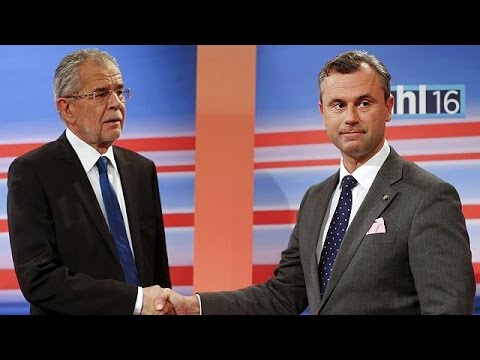 Austria election: presidential run-off too tight to call