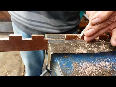 Part 1 Making a metal mitre plane.