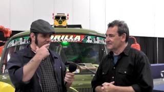 Greg Berg (Frank & Sons Collectible Show)