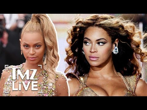 Beyonce Getting Light Skin Benefits? | TMZ LIVE