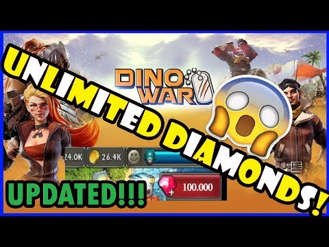 Dino War Hack - Get Dino War Cheats [Android/iOS]