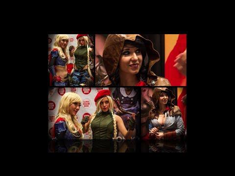 New York Comic Con NYCC 2014 PART 1 - PICTURES AND INTERVIEWS
