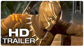BLACK PANTHER Trailer #5 Protector Of Wakanda (2018) Marvel Superhero Movie HD
