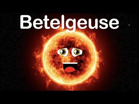 Betelgeuse/Betelgeuse Star/Betelgeuse Supernova