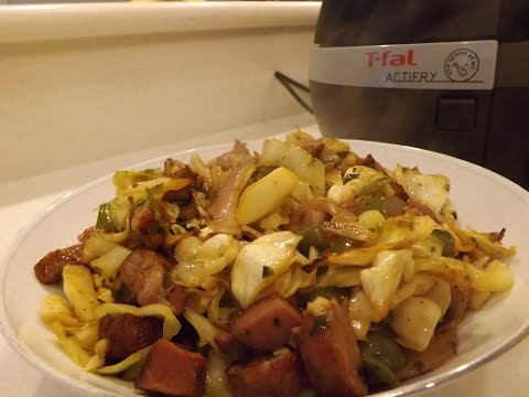 Sausage and Cabbage