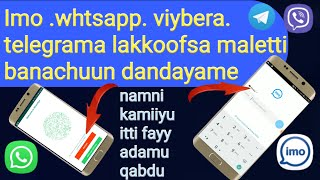 Whatsapp yoofayyadaman isa kana yokin ufirraa dhiisuudha👌 - PakVim
