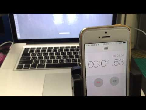 Mac super fast startup