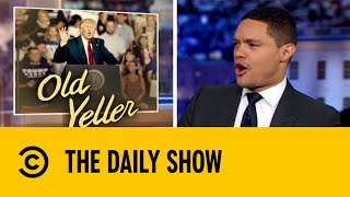 Ilham Omar Targeted By Donald Trump's Rally Chants   The Daily Show with Trevor Noah