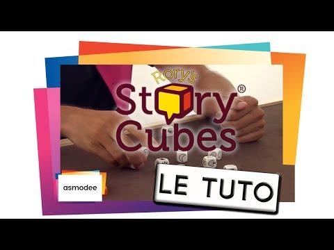 STORY CUBES - Le Tutoriel