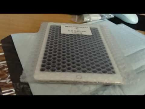 Unboxing my Refurbished Ipad Air 2 from ebay seller eazytrade84 for $369.85