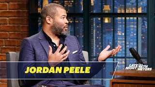 Jordan Peele Did Impressions of Tracy Morgan While Directing Get Out