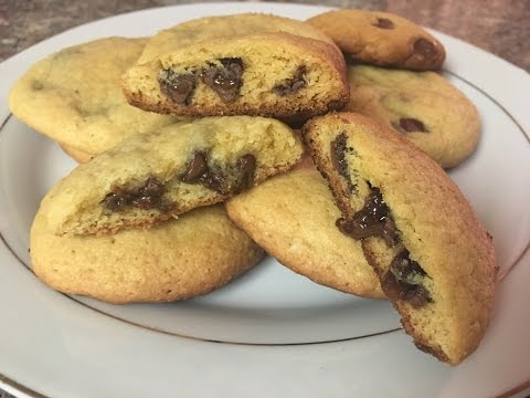 Stuffed Chocolate Chip Cookies Without Brown Sugar