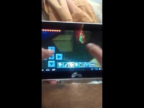 Como hacer portal a nether en Minecraft PE 0.9.5