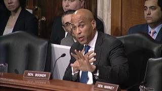 Booker Challenges EPA Nominee Scott Pruitt on Environmental Record (Part 2 of 3)