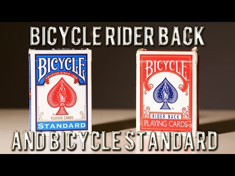 The Diffrences Between a Bicycle Rider Back And Bicycle Standard