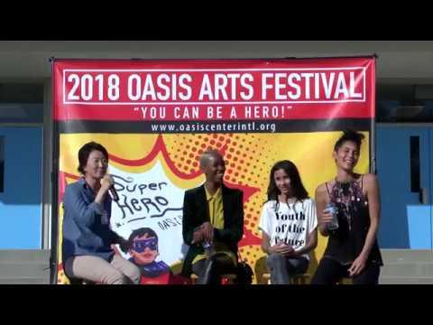 Oasis HD 2018