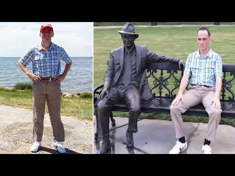 Why This Man Is Mimicking Tom Hanks' 'Forrest Gump' Run