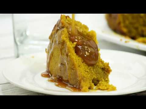 Slow Cooker Pumpkin Cake Recipe