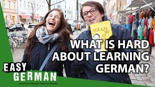 Download What Germans think is hard about learning German   Easy German 287 Video