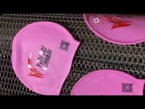 How are silicone swimming cap Made?