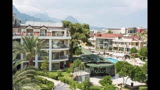 Турция. Novia Gelidonya Hotel 4*. Территория и т. д.