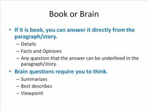 Reading Strategy for Comprehension