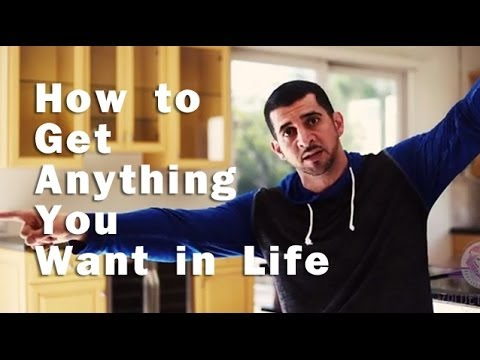 How to Get Anything You Want in Life by Patrick Bet-David
