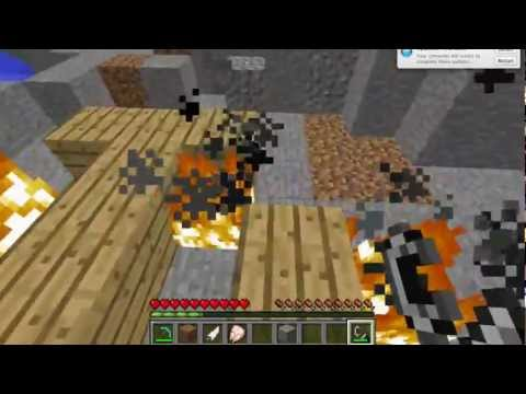 How to Start a Fire in Minecraft