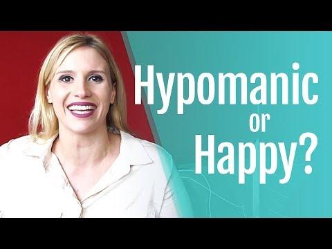 Am I Hypomanic or Happy?