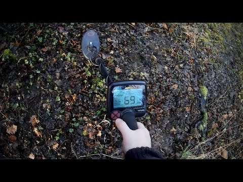 Serious Metal Detecting With The Makro Racer