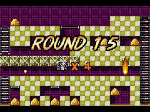 Lode Runner Game Boy Advance 60fps