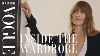 Caroline De Maigret: French Style & Dressing Well: Inside the Wardrobe   Episode 5   British Vogue