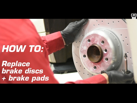 How To: Replace Brake Discs and Brake Pads on your BMW - DIY Tutorial