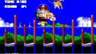 Sonic 3D Blast Director's Cut (Genesis) - 100% Complete