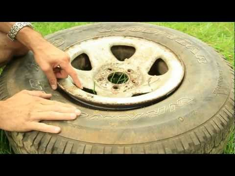 How to Reseat a Bead on a Tire