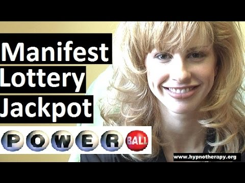 Hypnosis Lottery Winning Numbers Visualization Asmr Lottery Nlp Power