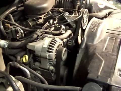 DIY 1998 GMC Jimmy Radiator Replacement