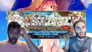 Fate Grand Order Sanzang Summoning Versus W Myst She Knows