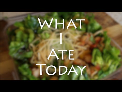 What I Ate Today   No Sugar, No Dairy, No Grains, No Soy   #Fitmas