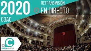 [COAC 2020] 1ª Sesión de Preliminares