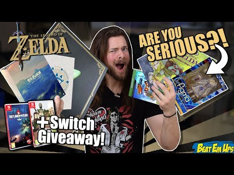 INSANE FAN MAIL UNBOXING + Nintendo Switch GIVEAWAY
